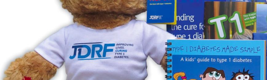 Free Diabetes Teddy Bear