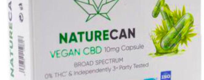 Free Vegan CBD Capsule Pack (Worth £19.99)