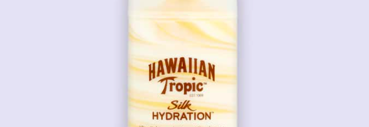 Free Hawaiian Tropic Sun Cream