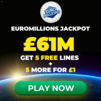Free EuroMillions Tickets (£61M Jackpot)