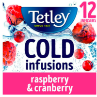 Free Tetley Cold Infusions