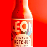 Free Bottle of LEON Ketchup
