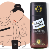Free Carte Noire Instant Coffee