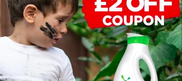 Free £2.00 Persil Discount Coupon