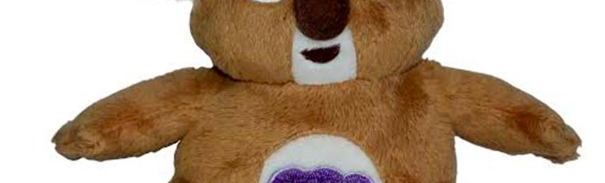 Free Cushelle Kenny Koala Bear