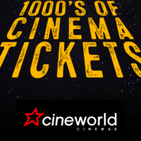 Free Cineworld Cinema Ticket