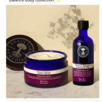 Free Neal's Yard Remedies Body Cream