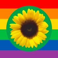 Free Hidden Disabilities Sunflower Magnet