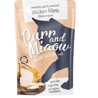 Free Purr & Miaow Cat Food Pack