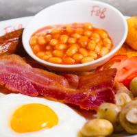 Free Frankie & Benny's Breakfast – Worth £10