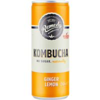 Free Ginger Lemon Drink