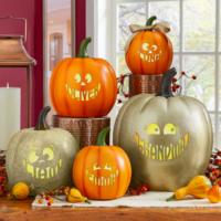 Free Personalised Pumpkin
