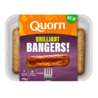 Free Quorn Brilliant Bangers