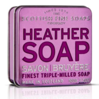 Free Bar of Heather Soap