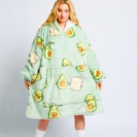 Free Hooded Blanket