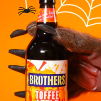 Free Brothers Toffee Apple Cider