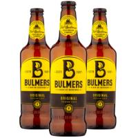 Free Bottle of Bulmers