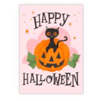 Free Halloween Card